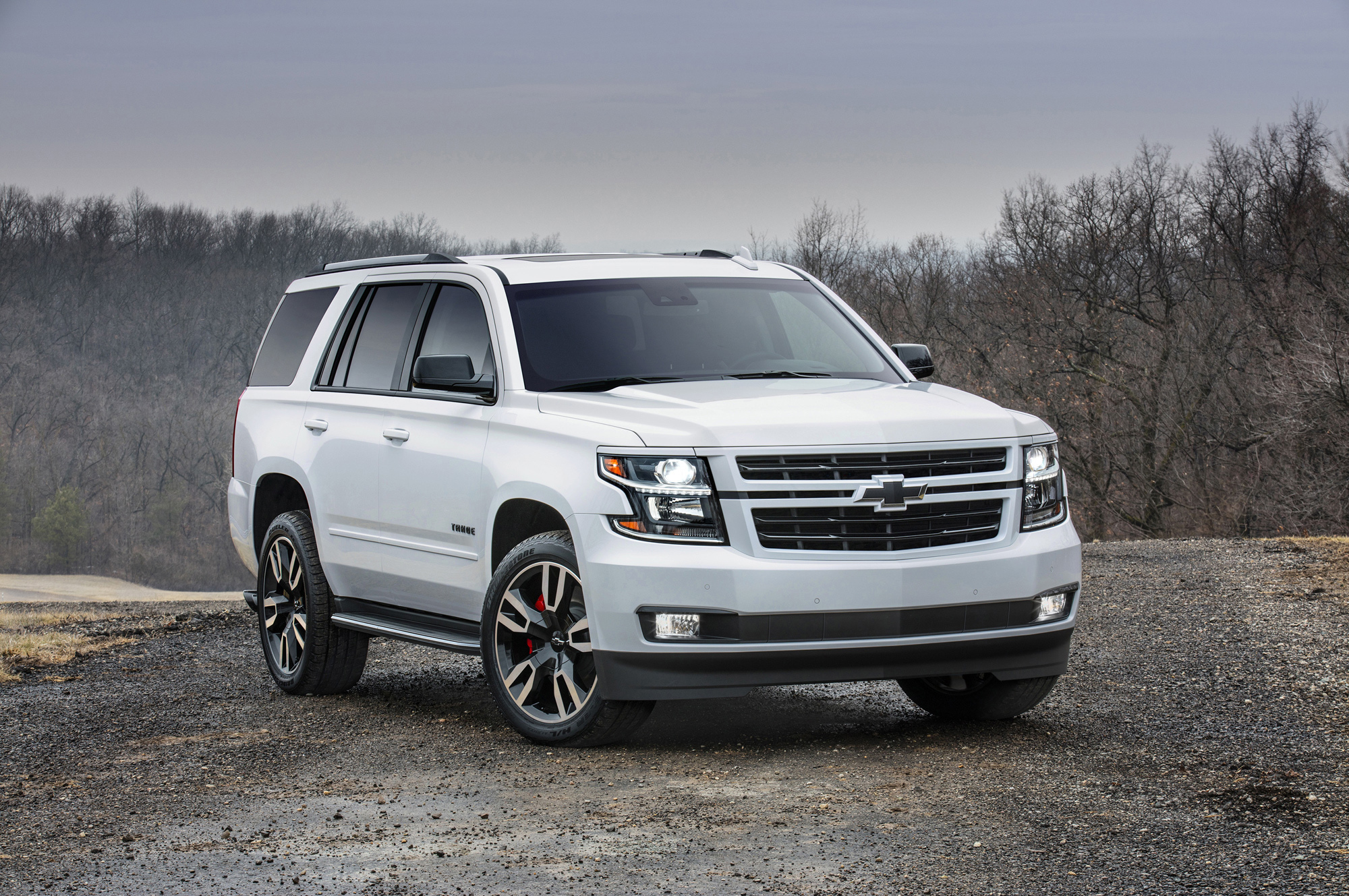 chevrolet tahoe rst wallpapers images photos pictures