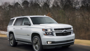 Chevrolet Tahoe RST Wallpapers