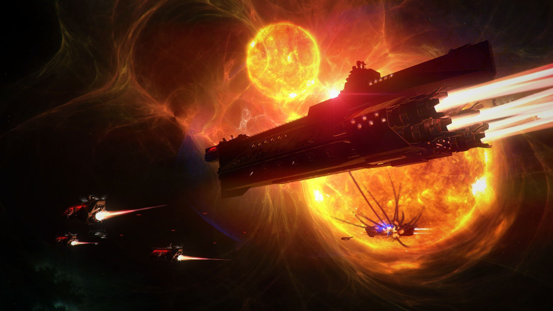 Endless Space 2 Wallpapers Images Photos Pictures Backgrounds