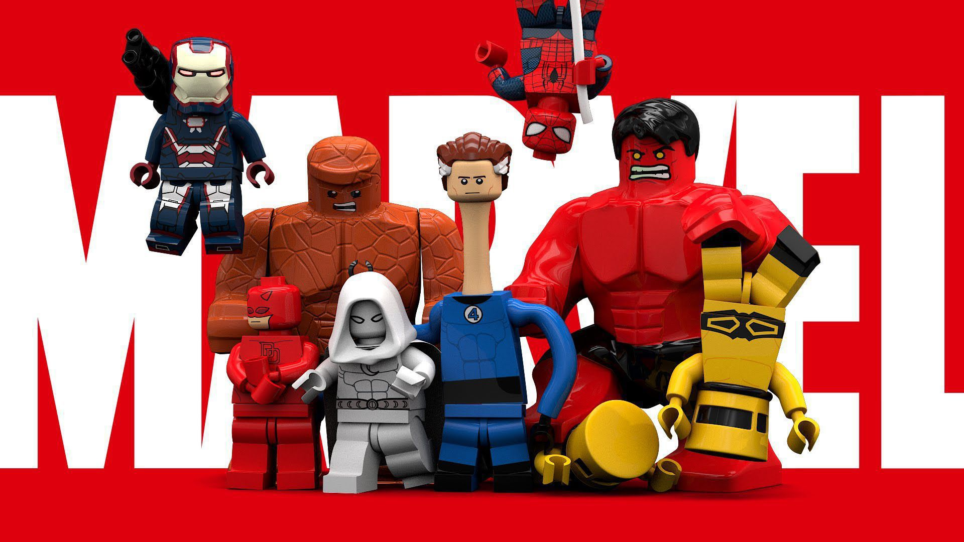 Lego Marvel Super Heroes 2 Wallpapers Images Photos Pictures Backgrounds