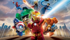 LEGO Marvel Super Heroes 2 Pictures