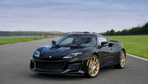 Lotus Evora Sport 410 GP Wallpapers