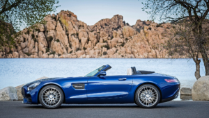 Mercedes AMG GT C Roadster HD Wallpaper