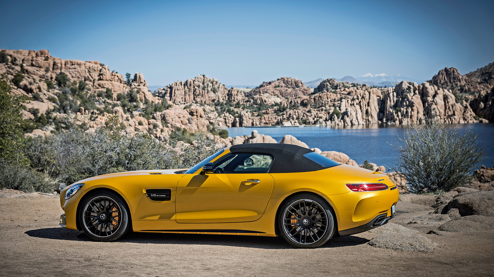 Mercedes-AMG GT C Roadster Wallpapers Images Photos