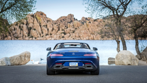Mercedes AMG GT C Roadster Wallpapers