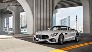 Mercedes AMG GT C Roadster Wallpapers HQ