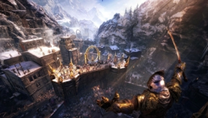 Middle Earth Shadow Of War HD Wallpaper