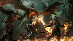 Middle Earth Shadow Of War High Quality Wallpapers