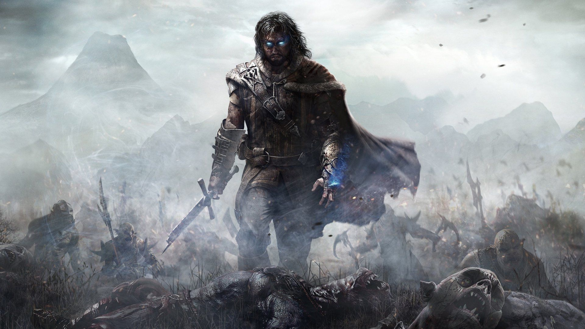 Middle Earth Shadow Of War Widescreen