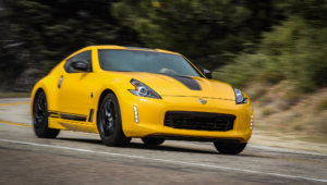 Nissan 370Z Heritage Edition Wallpaper