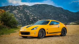 Nissan 370Z Heritage Edition Widescreen