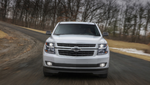 Pictures Of Chevrolet Tahoe RST