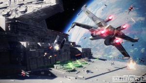 Star Wars Battlefront II HD Background