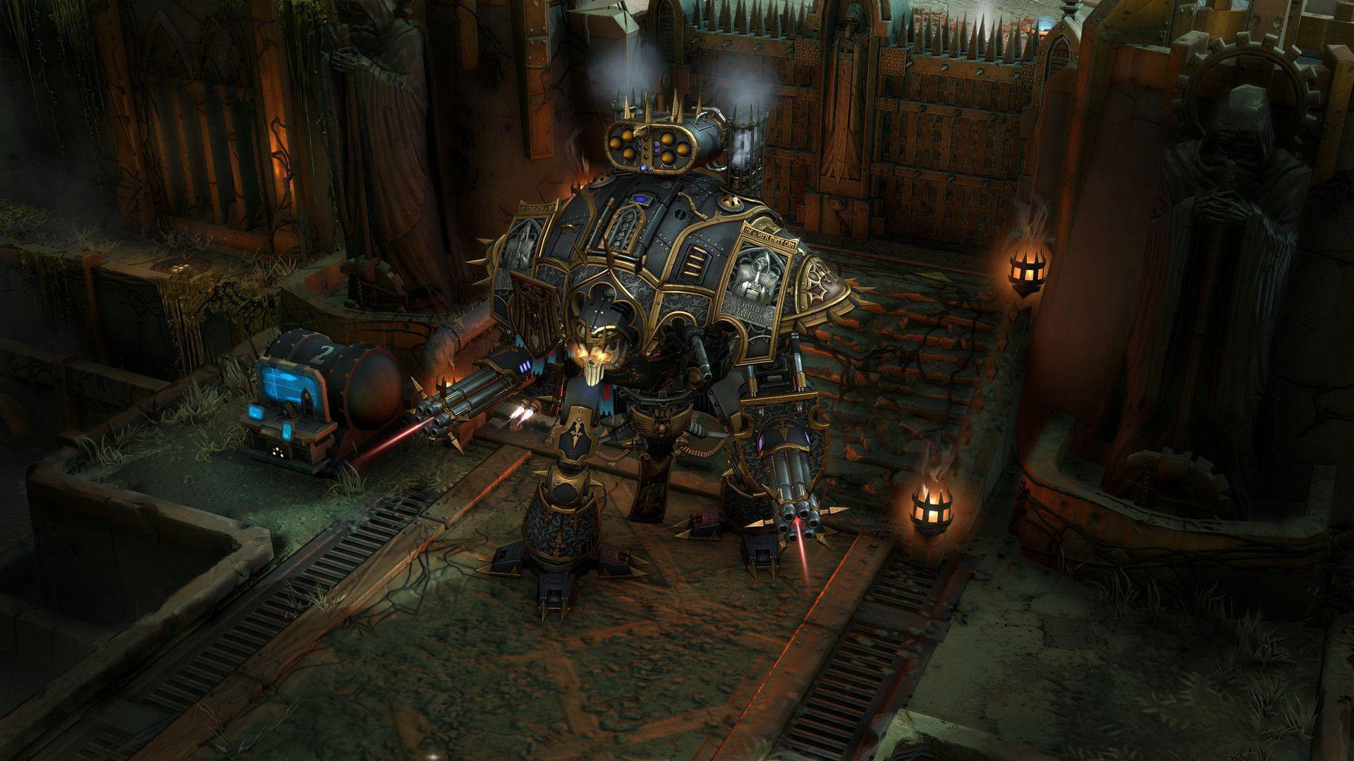 Warhammer 40,000 Dawn Of War III Background