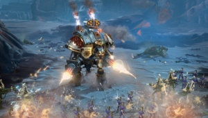 Warhammer 40,000 Dawn Of War III HD Background