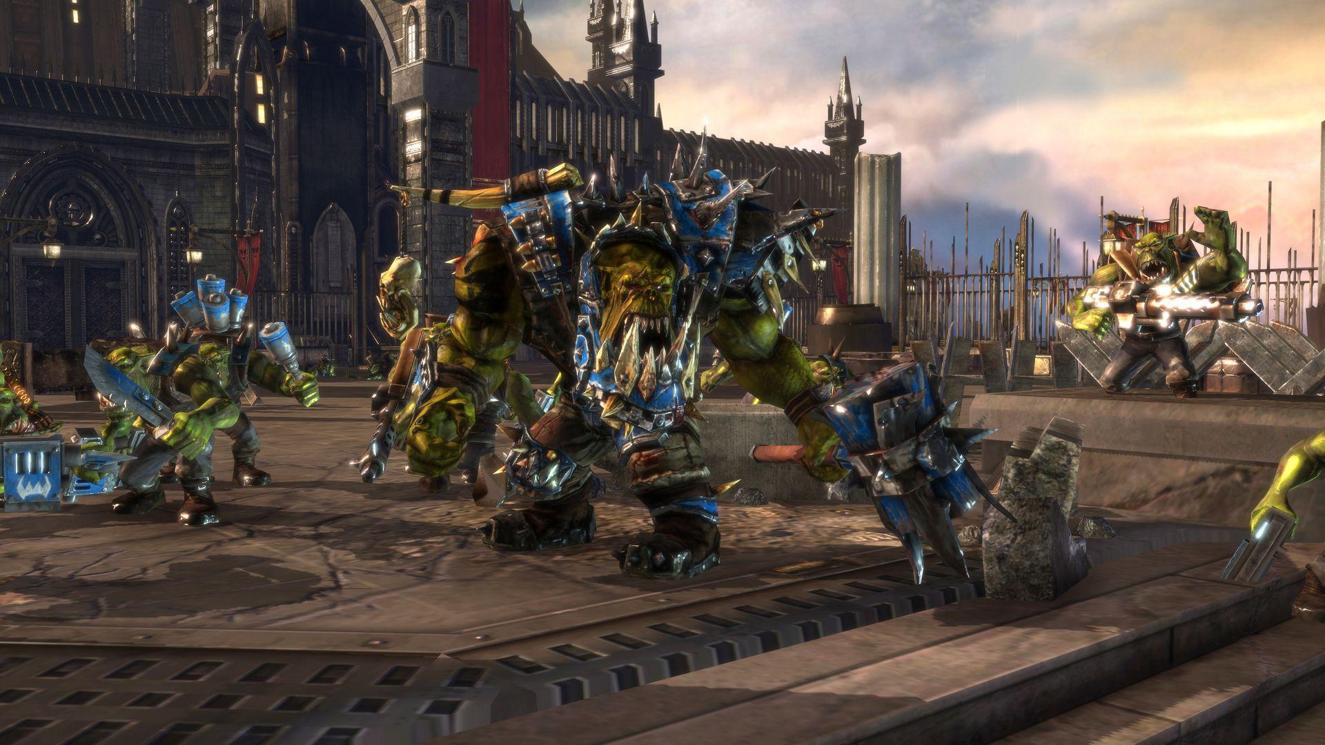 Warhammer 40,000 Dawn Of War III Images