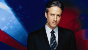 Jon Stewart Wallpaper