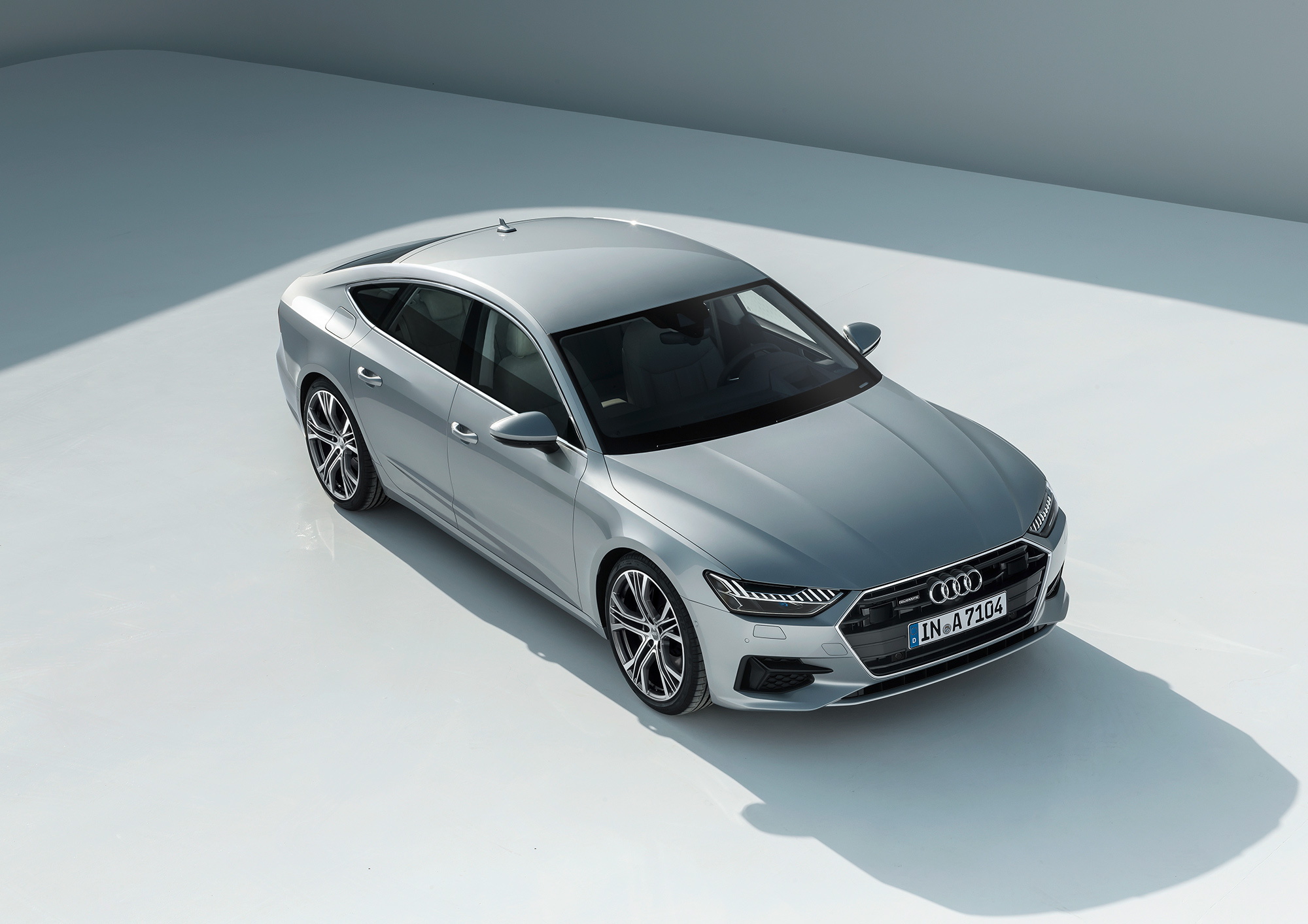 Audi A7 Sportback Background