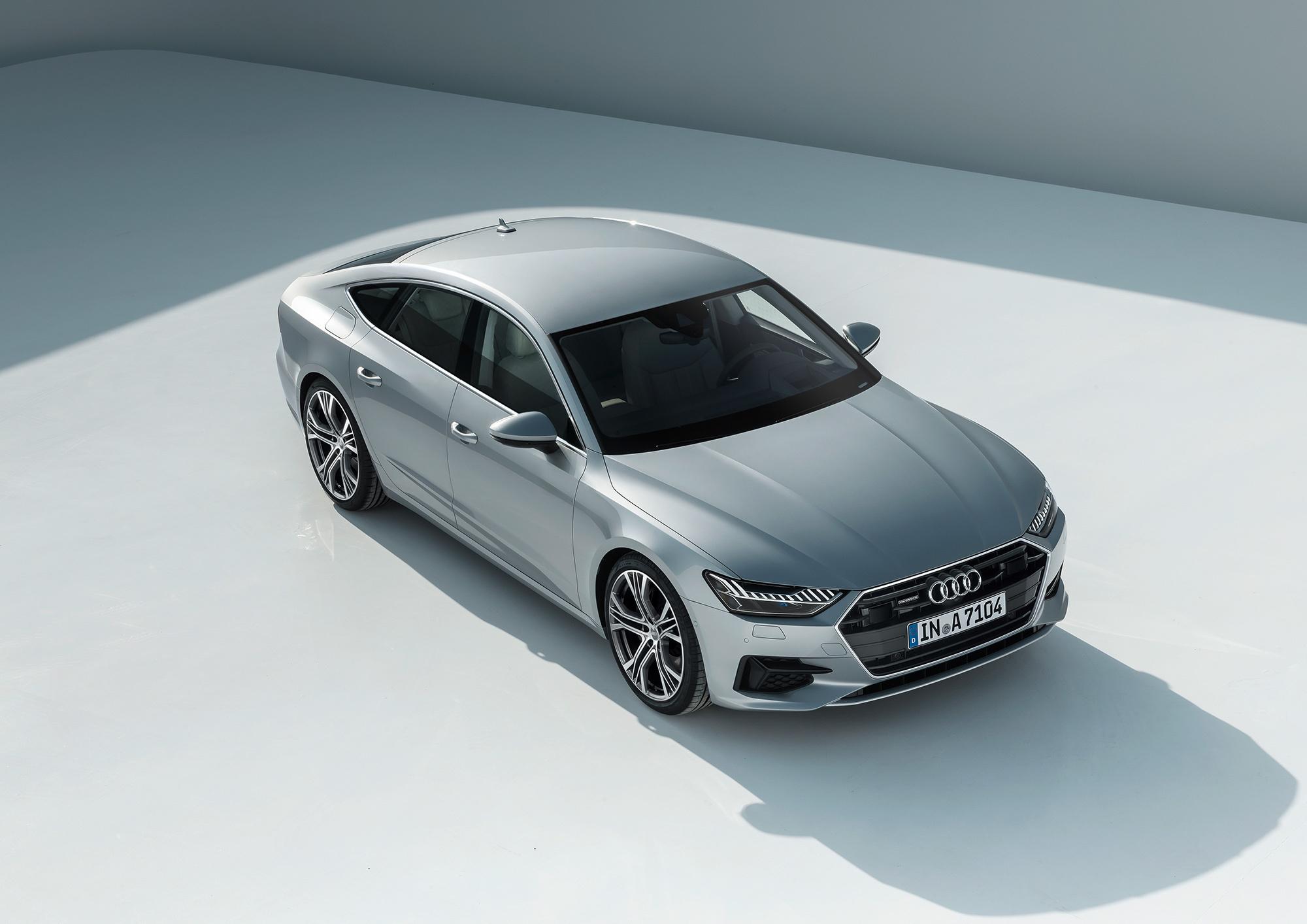 Audi A7 Sportback Background
