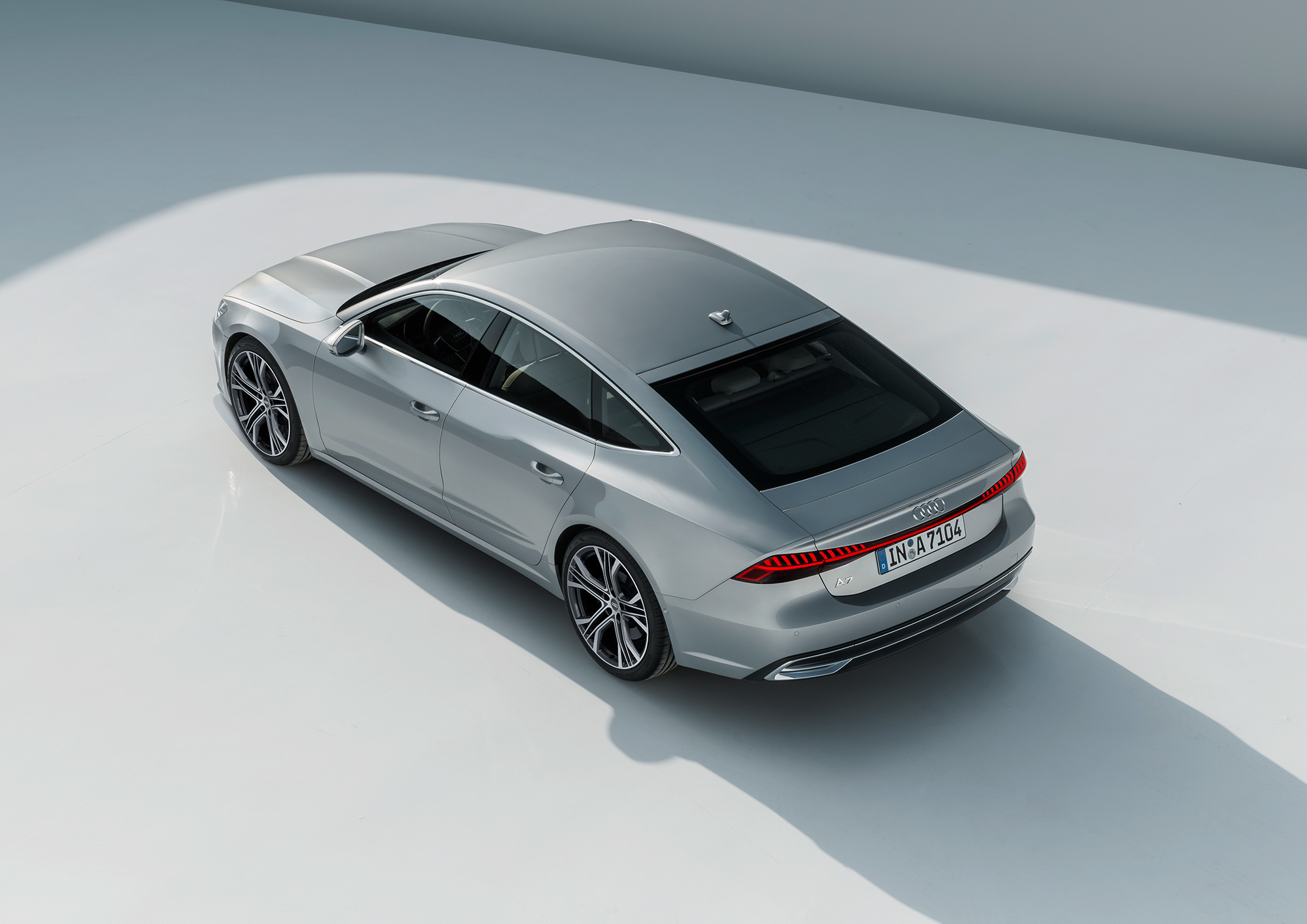 Audi A7 Sportback HD Background