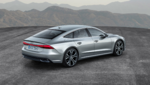Audi A7 Sportback High Definition