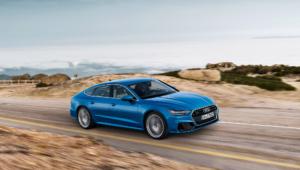 Audi A7 Sportback Images