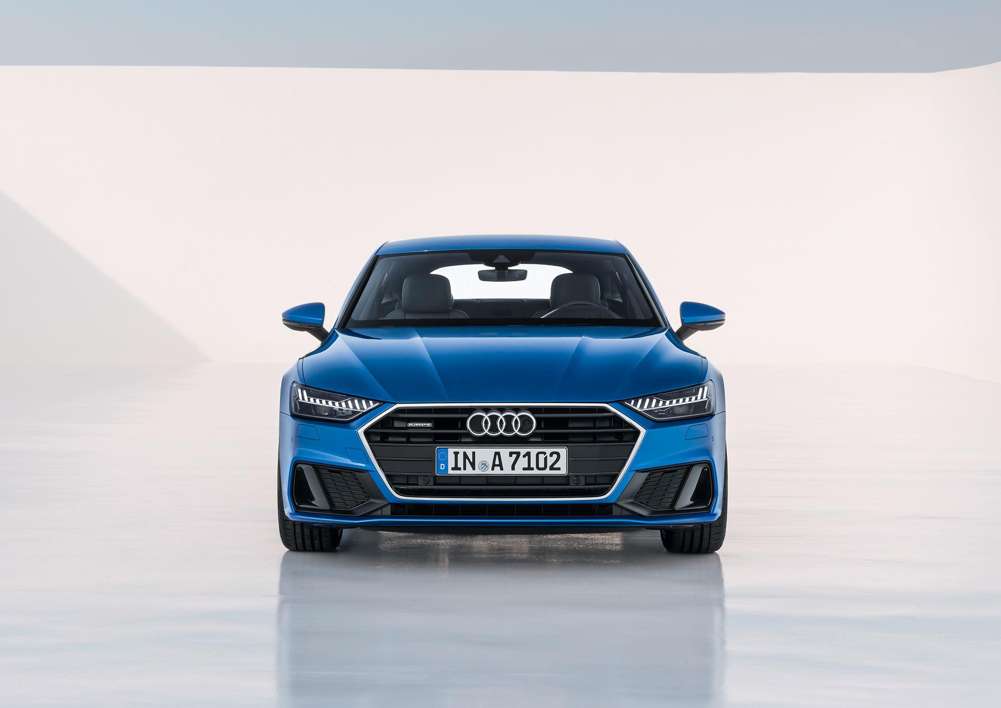 Audi A7 Sportback Wallpapers