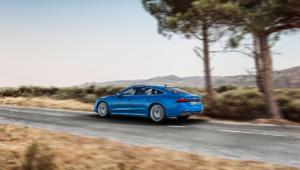 Audi A7 Sportback Widescreen