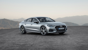 Audi A7 Sportback For Desktop