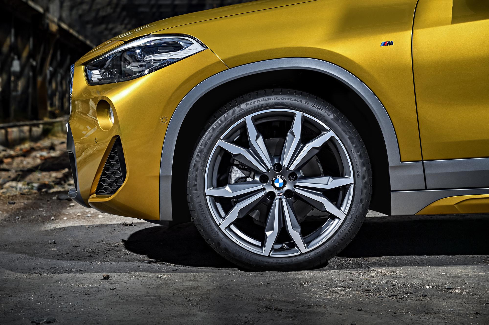 BMW X2 2018 4K