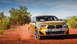 BMW X2 2018 Computer Backgrounds