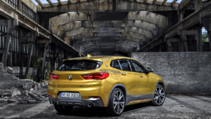 BMW X2 2018 Desktop