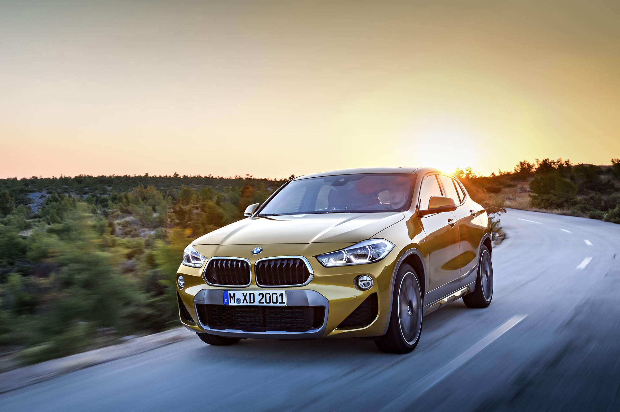 BMW X2 2018 Desktop Images
