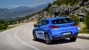 BMW X2 2018 HD Desktop
