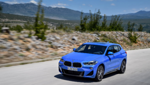 BMW X2 2018 HD Wallpaper