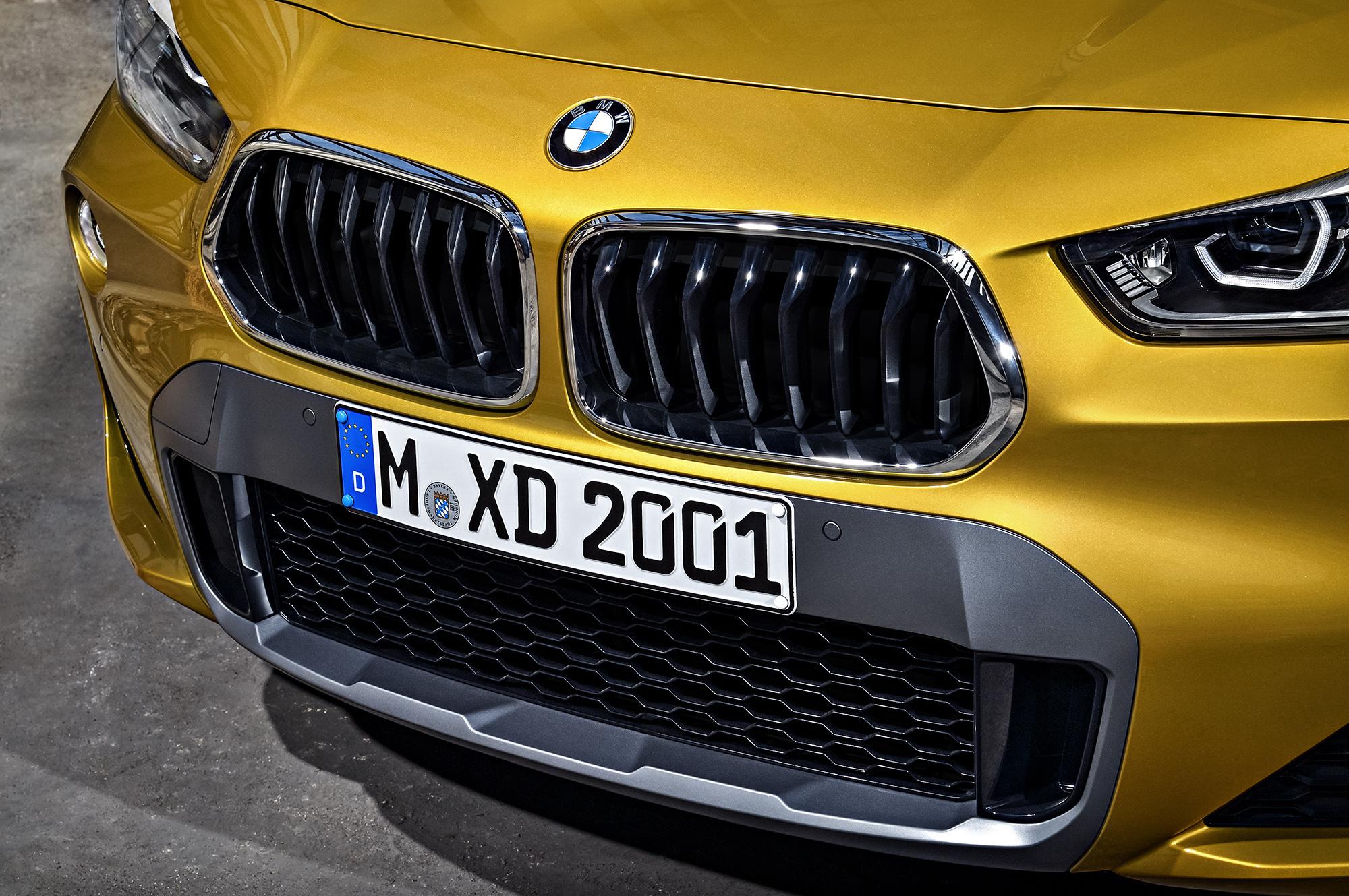 BMW X2 2018 HD