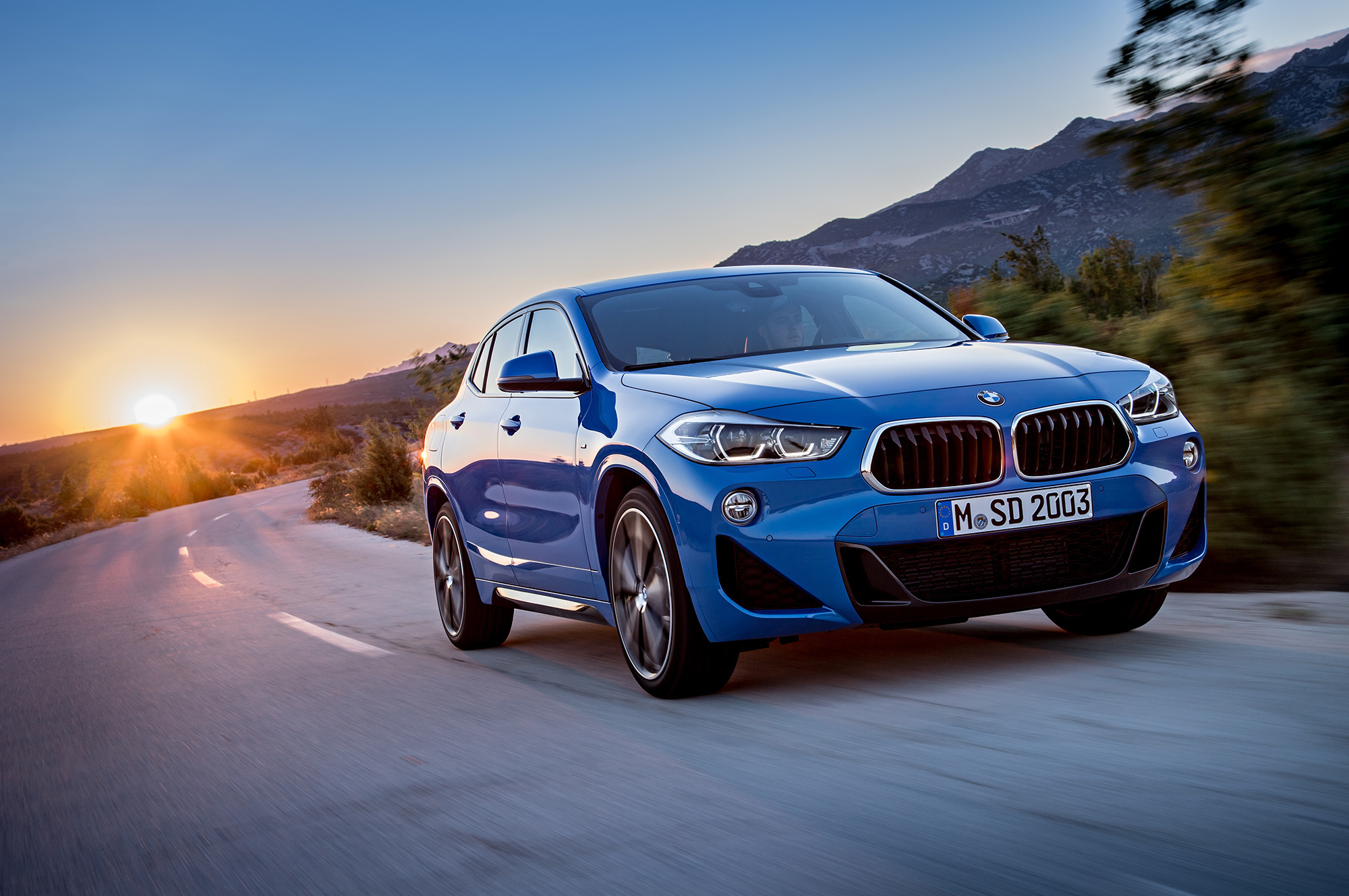 BMW X2 2018 Pictures