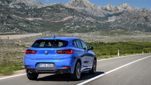 BMW X2 2018 Wallpaper