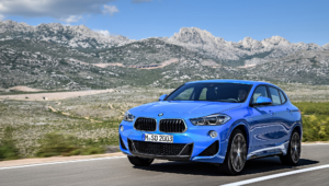 BMW X2 2018 Wallpapers HD