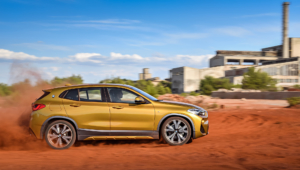 BMW X2 2018 Wallpapers And Backgrounds
