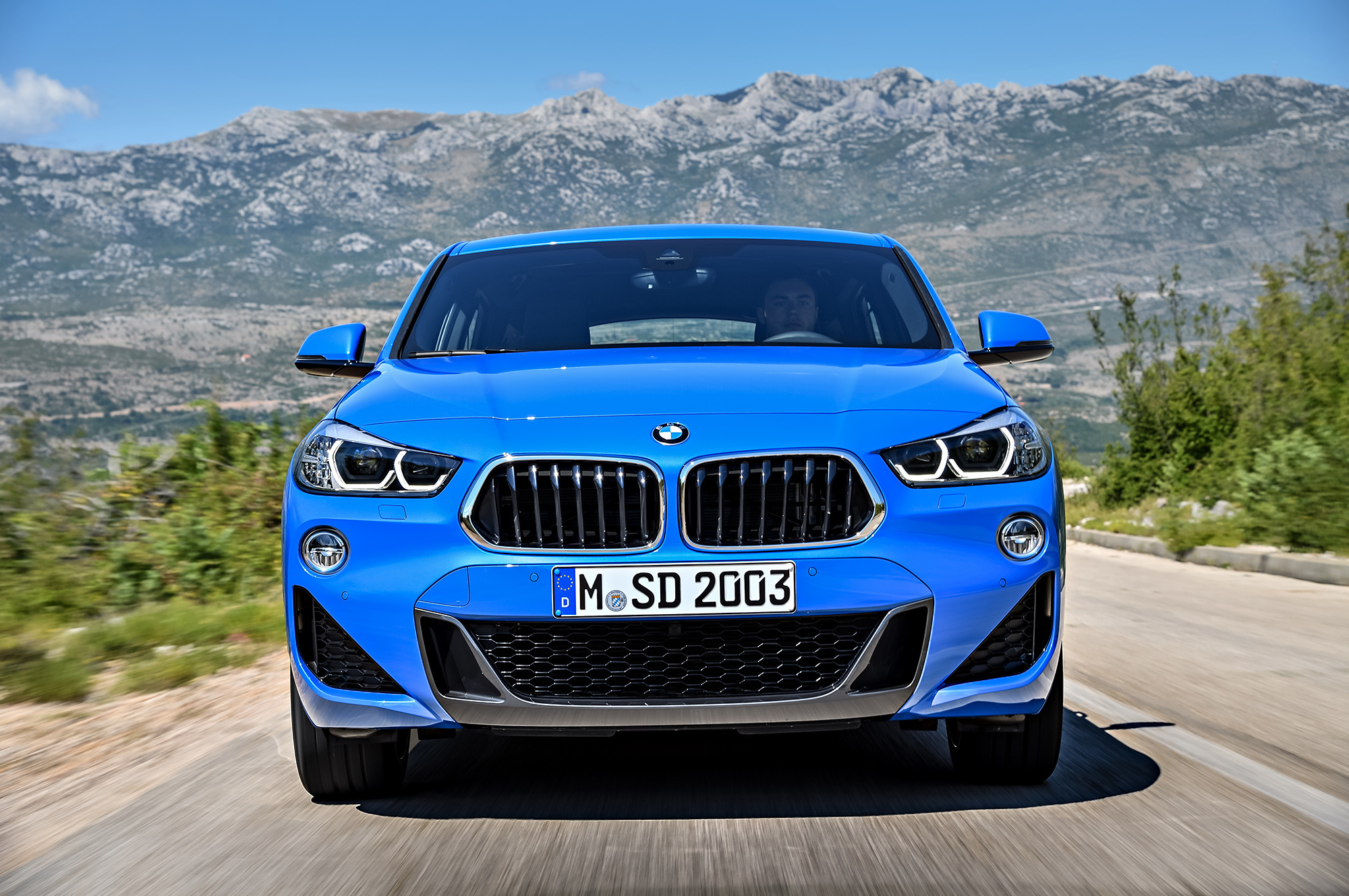 BMW X2 2018 Wallpapers