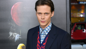 Bill Skarsgard Computer Wallpaper