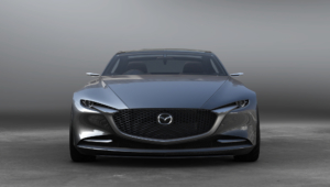 Mazda Vision Coupe Wallpapers
