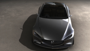 Mazda Vision Coupe Wallpapers HD