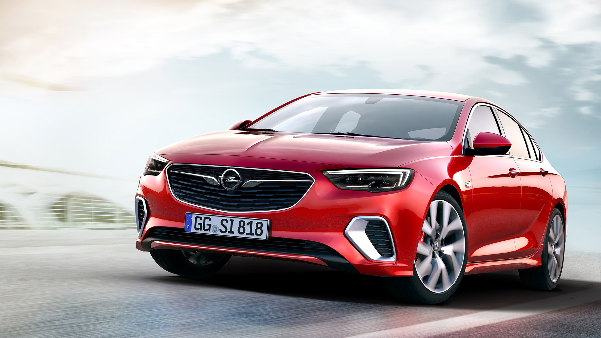 Opel Insignia GSi Wallpapers