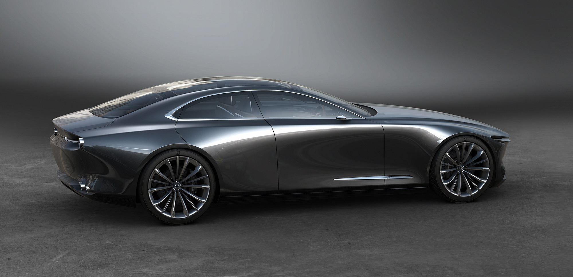 Pictures Of Mazda Vision Coupe