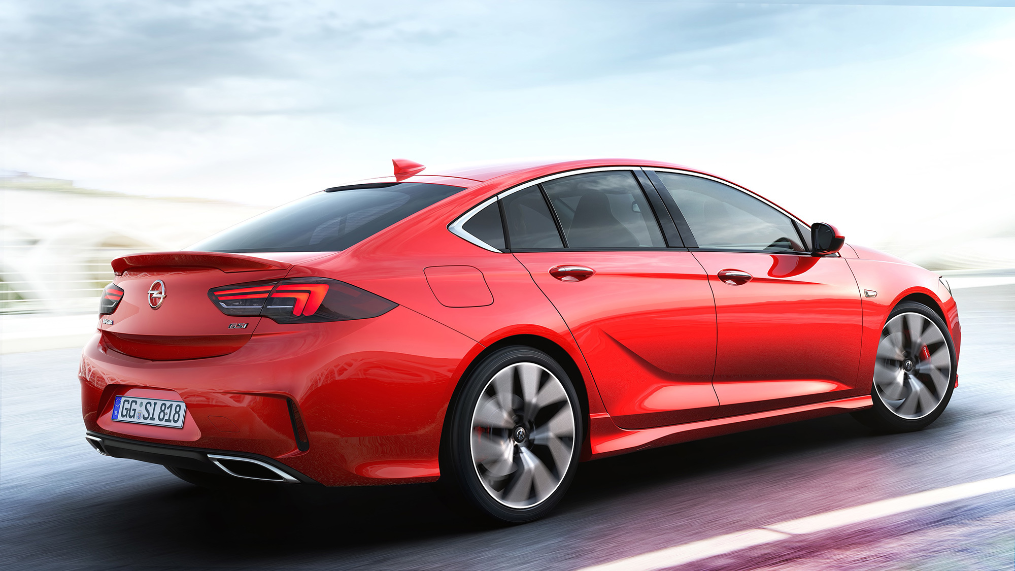 Pictures Of Opel Insignia GSi