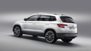 Pictures Of Skoda Karoq