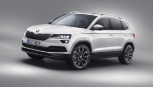 Skoda Karoq Wallpaper