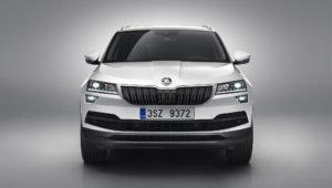Skoda Karoq Wallpapers